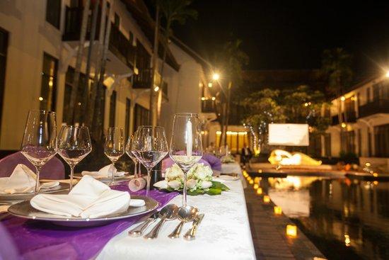 Anantara Angkor Resort: Gala Dinner