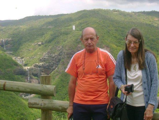 Tamarin Falls : My frds