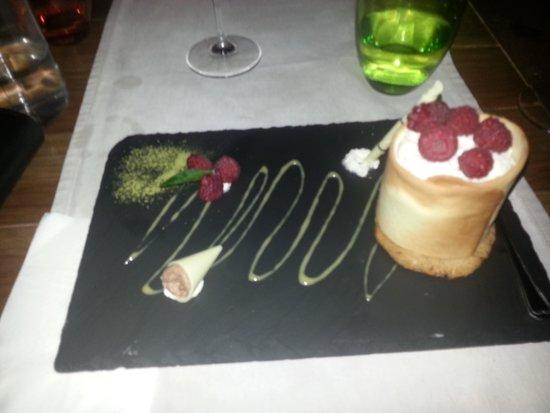 Horizont Restaurant: Crispy dessert <3