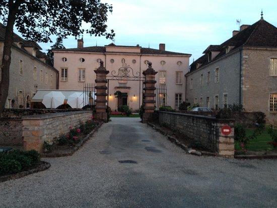 Castel Camping Château de l'Epervière : Restaurant