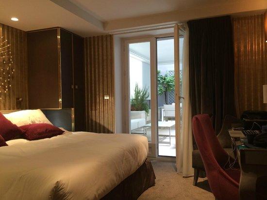 Hotel Baume: Room 12