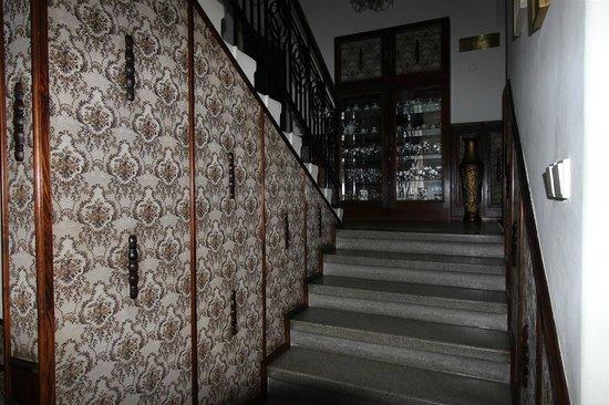 Hotel Antonie : hall and landing
