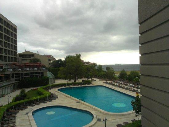 Cinar Hotel: Pool area