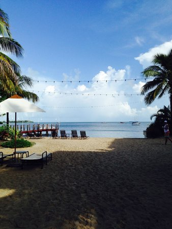 "Key West Marriott Beachside Hotel: View of ""beach area"""