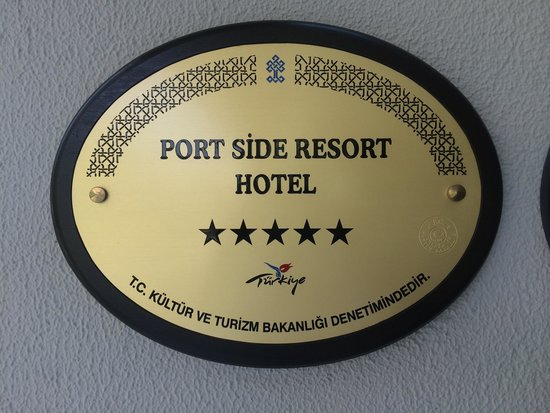 Port Side Resort Hotel: Nice