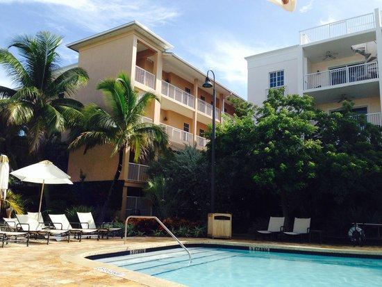 Key West Marriott Beachside Hotel: Pool area