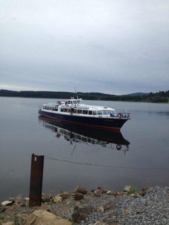 EA Hotel Na Jezere: Boat trips