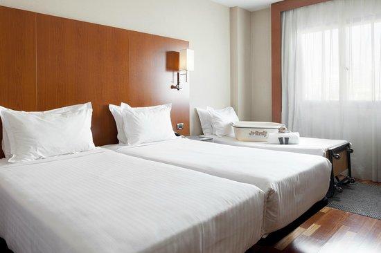 AC Hotel Murcia: Habitación doble con Supletoria