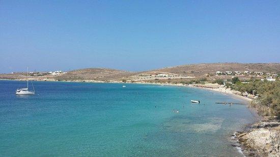 Krios Beach: La baie de Krios