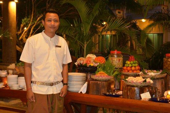 "Sokha Beach Resort: Khmer Day ""BBQ"""