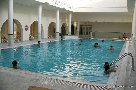 Seabel Alhambra Beach Golf & Spa : Indoor hotel pool