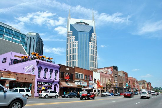 Picture Of The Capitol Hotel Downtown Nashville