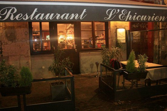 De 10 beste restaurants in de buurt van fort saint eynard - Restaurant le garage grenoble ...