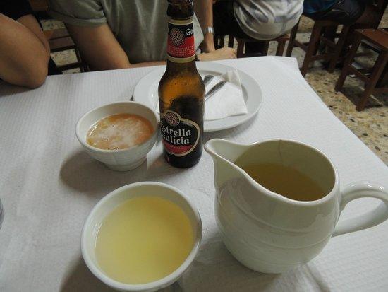 Meson do Pulpo: vino e birra nelle tipiche ciotole