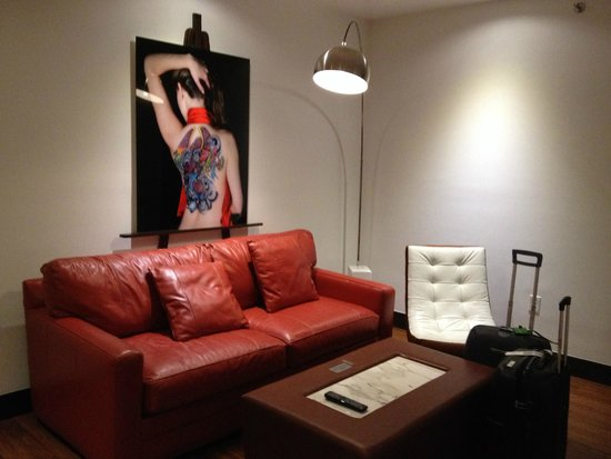 Room Mate Lord Balfour: Detalle habitación