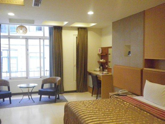 Cherng Yuan Hotel: Room
