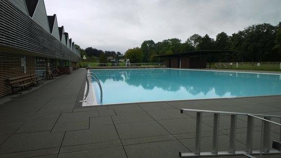 Piscine picture of domaine provincial de chevetogne for Chevetogne piscine