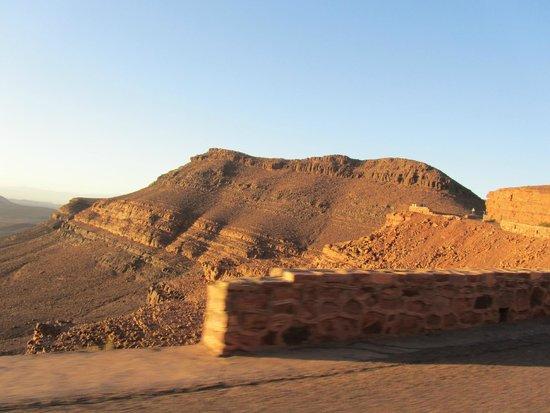 Draa Valley: panorama 4