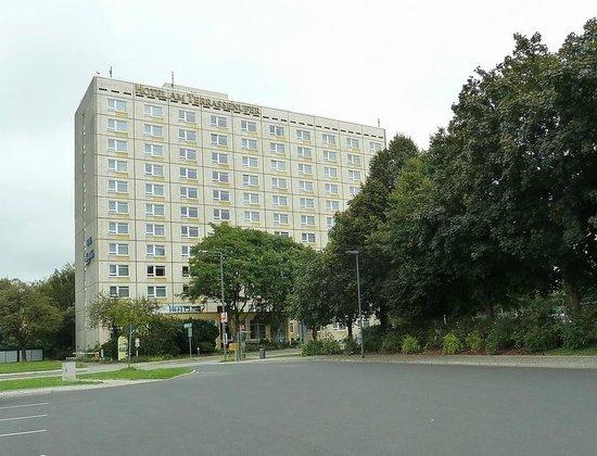Am Terrassenufer Hotel : Das Hotel am Terrassenufer