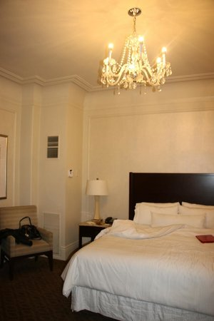 The Westin St. Francis San Francisco on Union Square: Upgraded room