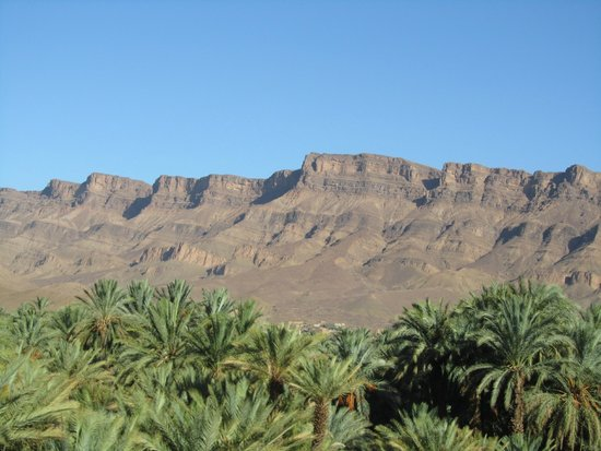 Draa Valley: panorama 3