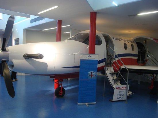 Royal Flying Doctor Service Tourist Facility: Walk thru Exhibit