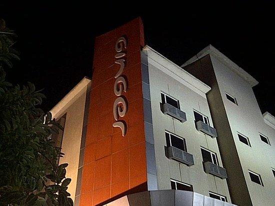 Ginger Hotel Agartala: hotel
