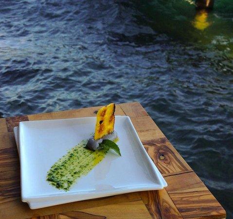 Trattoria San Martino - Le 3 Oche: uno dei nostri piccoli aperitivi di benvenuto