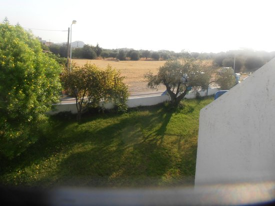 Eleni's Apartments: stunning view from room