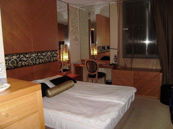 Marmara Hotel Budapest: Camera standard