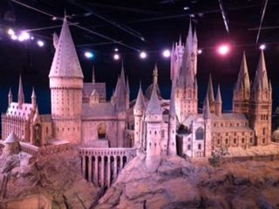 Warner Bros. Studio Tour London - The Making of Harry Potter: Harry Potter home