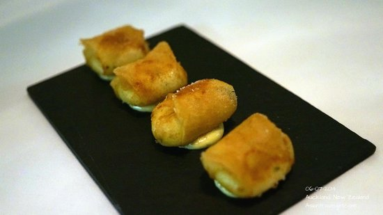 The French Cafe : Finger Food Starters