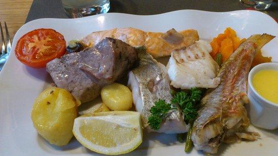 La Criee: Farandole de poissons