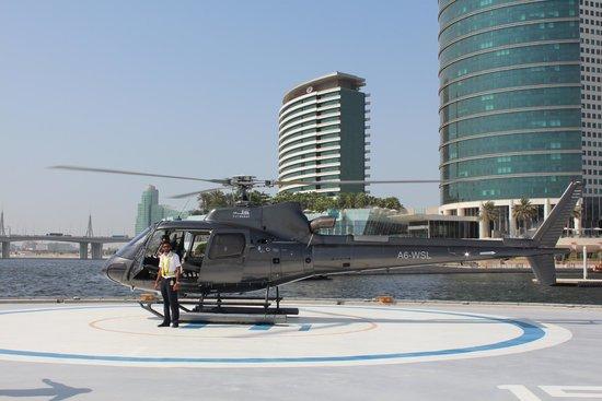 HeliDubai: Helicopter
