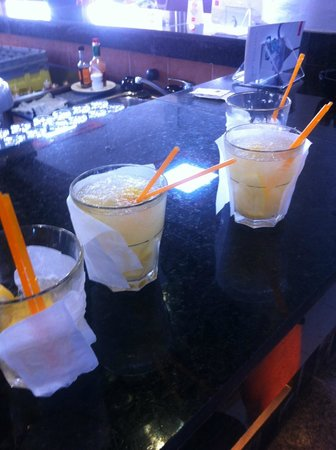 Hotel Riu Touareg: yummy cocktails
