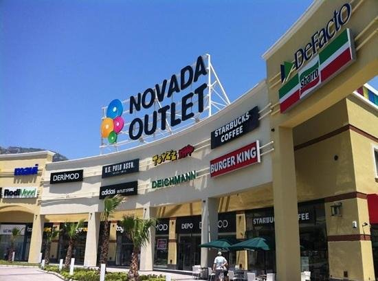 Soke, Turkey: Novada Outlet