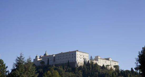 Abtei Montecassino (l'Abbazia di Montecassino)