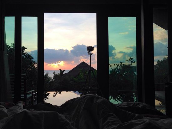 Nora Buri Resort & Spa: sunrise
