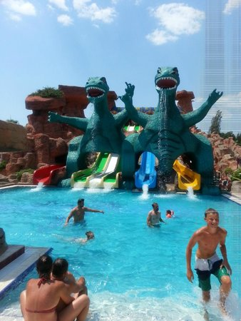 Kamelya K Club : aqua pool