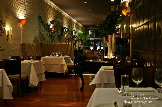 The Grove Inside Of Restaurant
