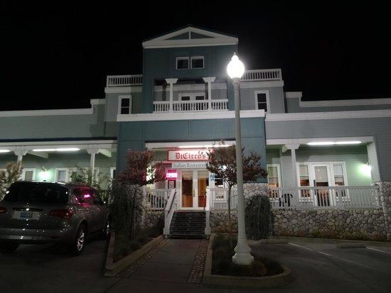 Dicicco's Italian Restaurant: Entrée
