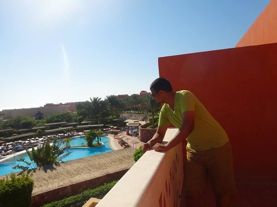 Sharm Grand Plaza : from my room 5321