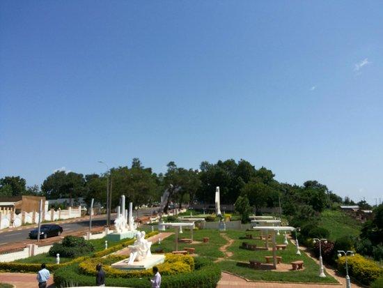 Bamako Sights : Park