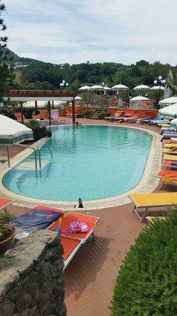 Hotel Terme La Pergola : piscina