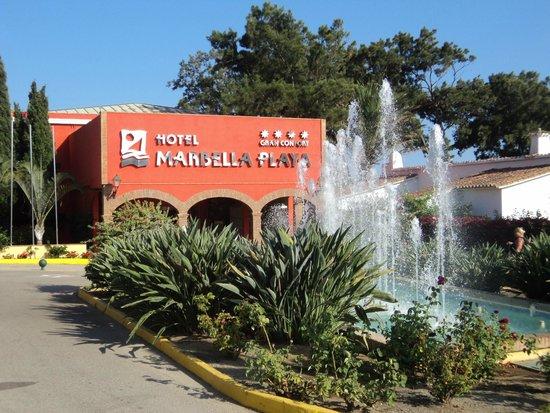 Marbella Playa Hotel : lobby