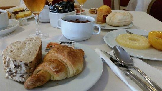 Hotel do Lago: Pequeno Almoço
