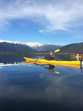 Glacier Country Kayaks: views