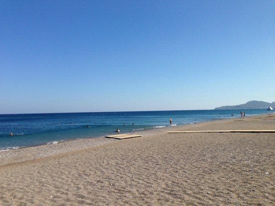 Rodos Palladium : Spiaggia