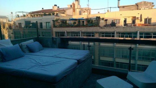 Room Mate Emma: Terrace
