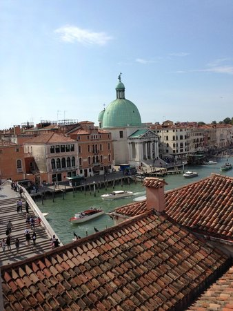 B4 Bellini Venezia : vista dalla camera 401